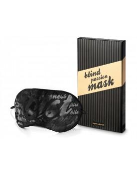 Maska na oči černá