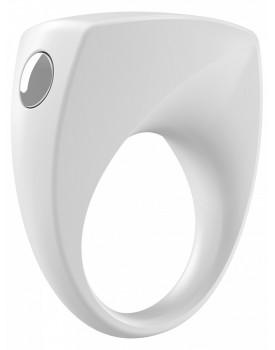 OVO B6 erekční kroužek (bílý)