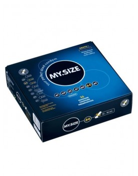 MY.SIZE velký kondom 64 mm, 1 kus