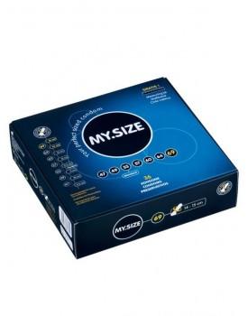 MY.SIZE velký kondom 69 mm, 1 kus