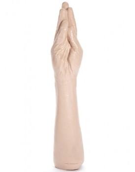 Dildo na fisting - ruka, 40 cm