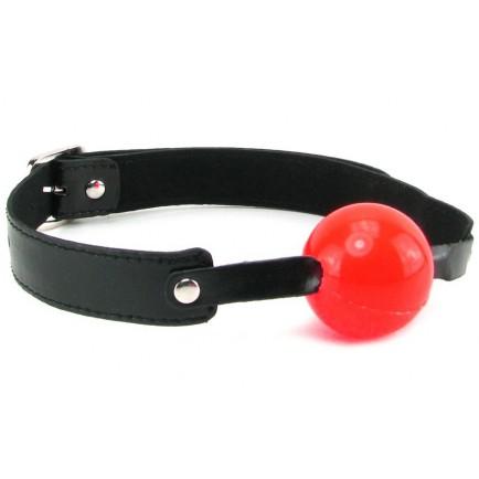 Roubík s kuličkou (červená)