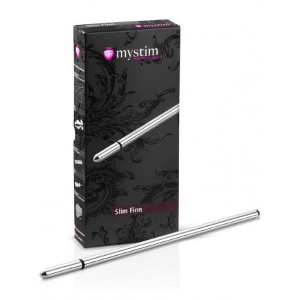 Dilatátor Slim Finn Mystim 6 mm, pro elektrosex