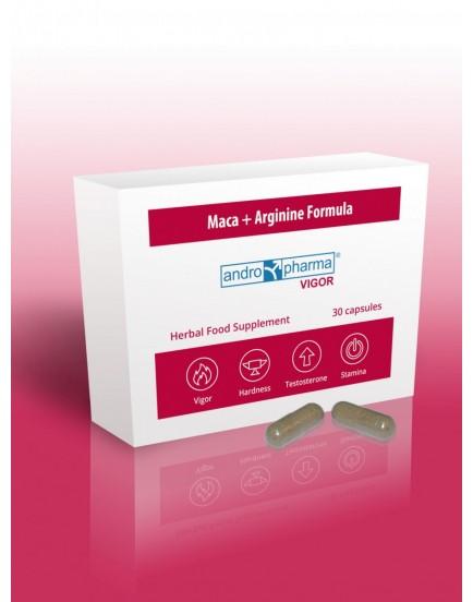 Andropharma Vigor - tablety na kvalitnější erekci a delší výdrž