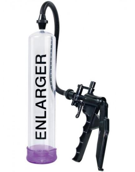 Vakuová pumpa na velký penis