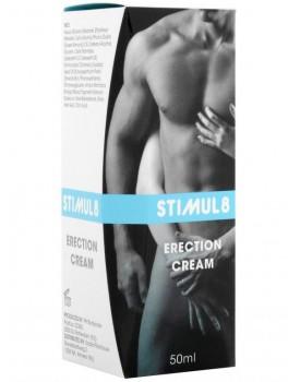 Krém na okamžité posílení erekce (50 ml)