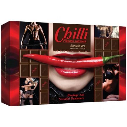 Chilli Pikantní zotročení (erotická hra)