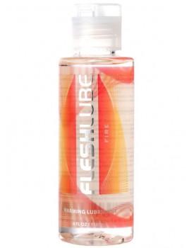 Hřejivý lubrikační gel Fleshlight Fleshlube Fire, 100 ml