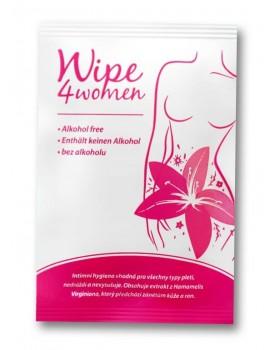 Vlhčený ubrousek pro intimní hygienu, 1 ks