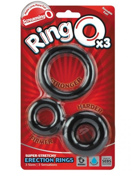 Sada erekčních kroužků RingO