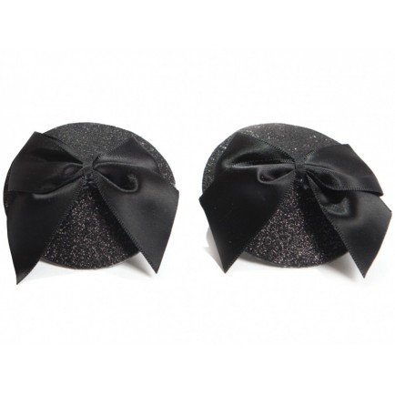 Ozdoby na bradavky Burlesque Bow