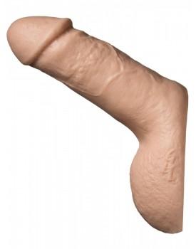 "Realistické dildo Vac-U-Lock 5"" (15 cm)"