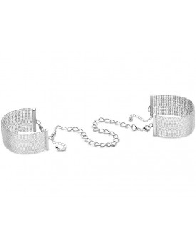 Náramky - pouta Magnifique Silver, stříbrné