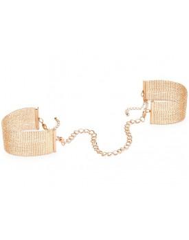 Náramky - pouta Magnifique Gold, zlaté