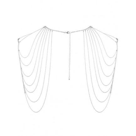 Ozdobné řetízky na ramena Magnifique Silver, stříbrné