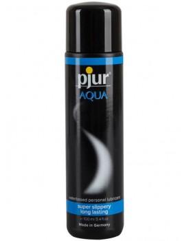 Lubrikační gel Pjur Aqua, 100 ml