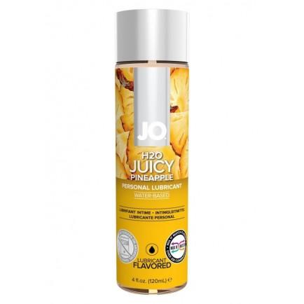 Lubrikační gel System JO H2O Ananas (120 ml)