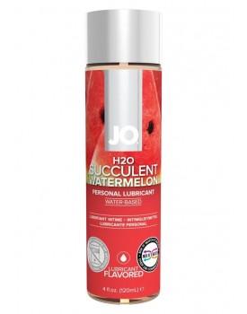 Lubrikační gel System JO H2O Vodní meloun (120 ml)
