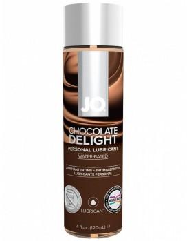 Lubrikační gel System JO H2O Čokoláda (120 ml)