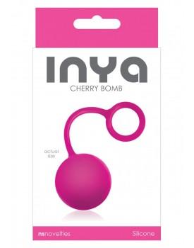 Venušina kulička Inya Cherry Bomb