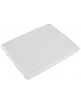 Lakované prostěradlo Orgy Laken (bílé)