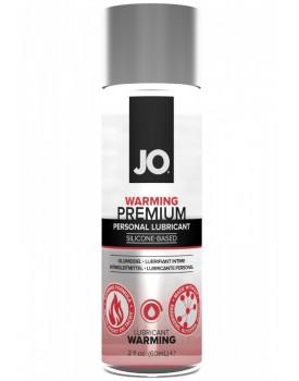 Silikonový lubrikační gel System JO Premium Warming (hřejivý), 60 ml