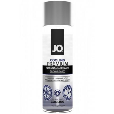 Silikonový lubrikační gel System JO Premium Cool (chladivý), 60 ml