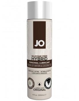 Hybridní lubrikační gel System JO Water & Coconut, 120 ml