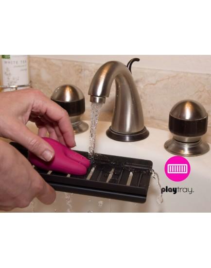 Hygienický kufřík Joyboxx (fialový)