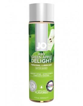 Lubrikační gel System JO H2O Zelené jablko (120 ml)