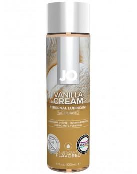 Lubrikační gel System JO H2O Vanilková zmrzlina (120 ml)