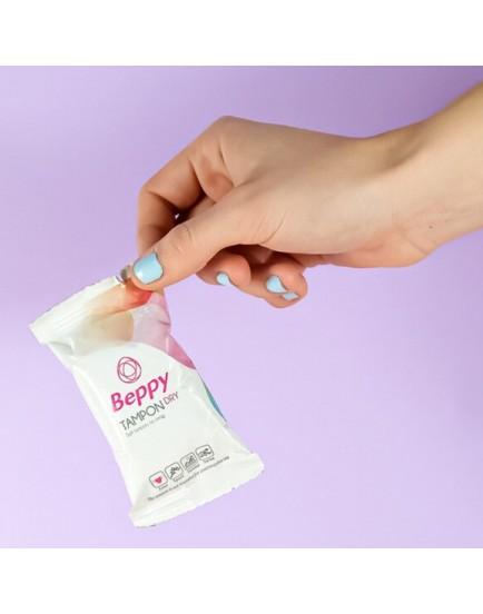 Menstruační tampon Beppy DRY - klasický (1 ks)