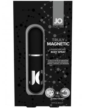 Tělový sprej s feromony System JO Truly Magnetic - pro muže (5 ml)