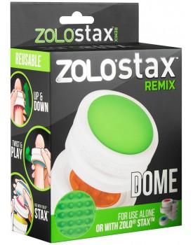 Masturbátor pro muže (náhradní vložka) ZOLO Stax Remix Dome