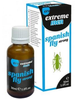 Kapky Ero Spanish Fly Extreme Men - španělské mušky pro muže, 30 ml