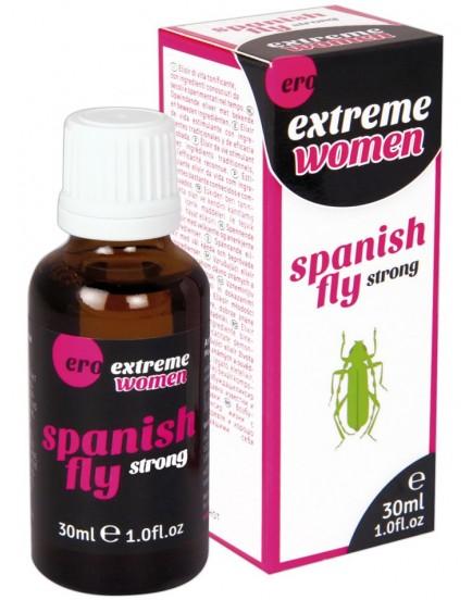 Kapky Ero Spanish Fly Extreme Women - španělské mušky pro ženy, 30 ml
