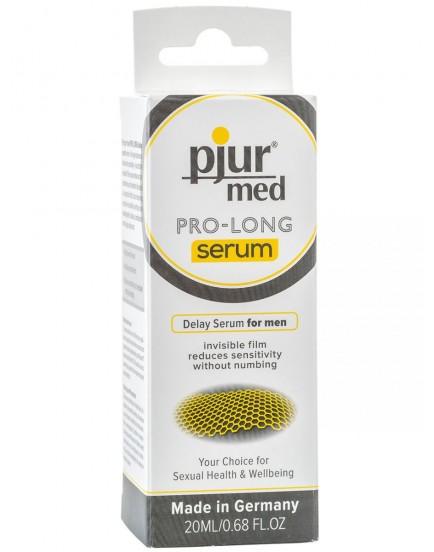 Sérum na oddálení ejakulace Pjur Med PRO-LONG, 20 ml