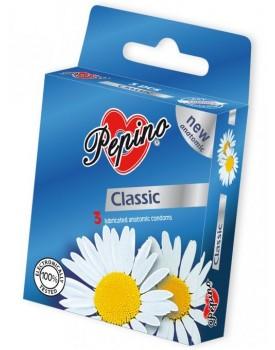 Kondomy Pepino Classic (3 kusy)
