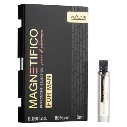 Parfém s feromony pro muže MAGNETIFICO Selection (VZOREK), 2 ml