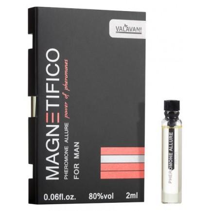 Parfém s feromony pro muže MAGNETIFICO Allure (VZOREK), 2 ml