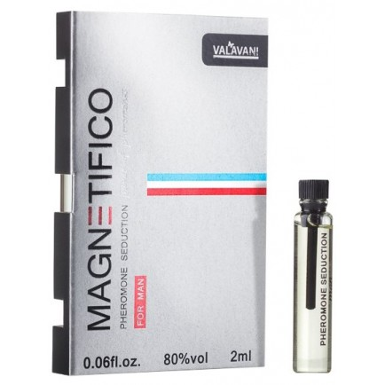 Parfém s feromony pro muže MAGNETIFICO Seduction (VZOREK), 2 ml