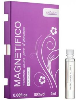 Parfém s feromony pro ženy MAGNETIFICO Allure (VZOREK), 2 ml