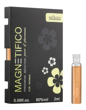 Parfém s feromony pro ženy MAGNETIFICO Seduction (VZOREK), 2 ml