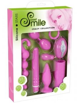 Sada erotických pomůcek Smile Crazy Collection (7 ks)