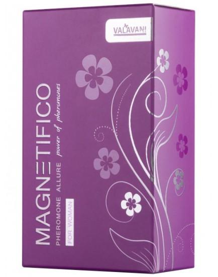 Parfém s feromony pro ženy MAGNETIFICO Allure, 50 ml - pro ženy