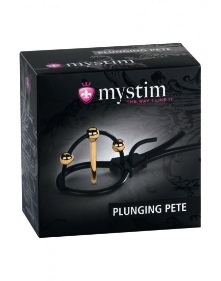 Korunka na žalud MYSTIM Plunging Pete - elektrosex