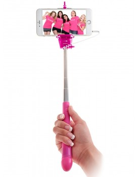 Selfie tyč Dicky s rukojetí ve tvaru penisu (Pipedream)