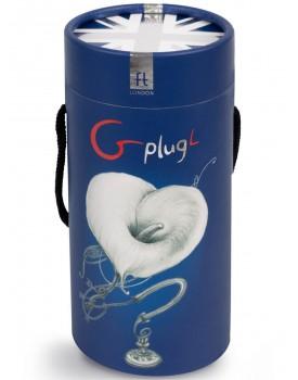 Velký nabíjecí vibrační kolík Gplug OCEAN (L)