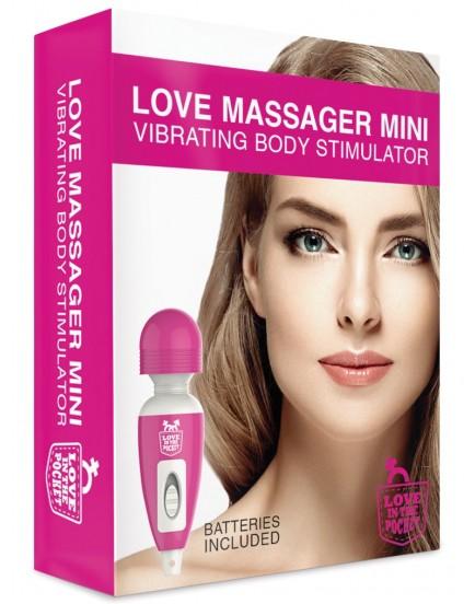 Minivibrátor Love Massager (přívěšek na klíče)