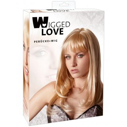 Dlouhá blond paruka Yvette - Wigged Love